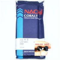mata bor nachi hss-co twist drill 11.0mm shank drill bits hss cobalt
