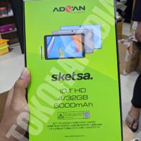 Advan Tab 10 Sketsa 4/32Gb RAM 4GB STORAGE 32GB GARANSI RESMI