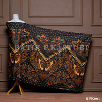 kain batik motif pekalongan katun prima