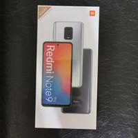 Redmi Note 9 Pro 8/128 New Garansi Resmi