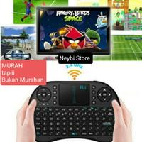 Keyboard Wireless Android TV Box Smart TV dan Laptop