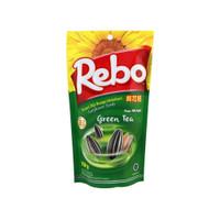 Kuaci kwaci Rebo 150gr Greentea 150 gram green tea