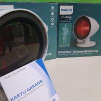 philips lampu infra red, alat fisioterapi