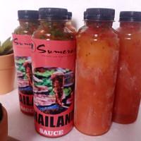 sauce thailand saus sambal cocol makanan enak dan halal 250ml