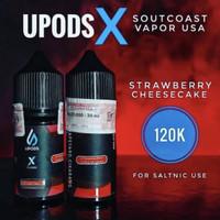 Switch It Upods South Coast Salt Strawberry Cheesecake Cheese Cake Pod