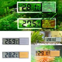 Termometer Thermometer Aquarium Digital Aksesoris Akuarium