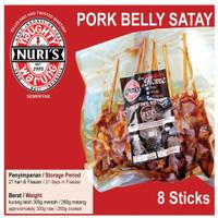 Pork Belly Satay - Sate Samcam