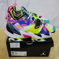 Sepatu Nike Air Jordan Why Not Zero 3 Multi colour Premium BNIB