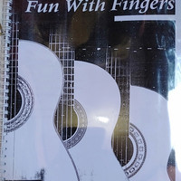 Buku belajar gitar finger style v1