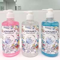 Hand Sanitizer 500ml / handsanitizer / sanitizer 500ml pump