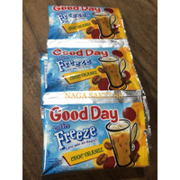 GOOD DAY COFFEE FREEZE CHOC' ORANGE