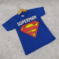 Kaos anak karakter superman