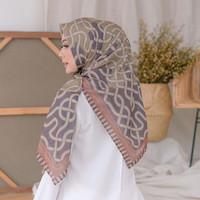 Hijab Segi Empat Deenay Kw Motif My Lady Terbaru Jalit