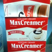 max creamer 500gr primer bubuk
