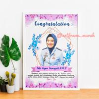 Art Frame 8R Murah (Hadiah Wisuda,Ultah,Perpisahan,Wedding,dll)