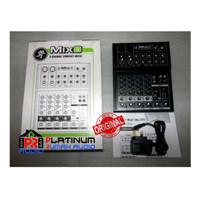 Mixer Audio MACKIE MIX8 / MIX 8 MIX-8 ORIGINAL 8 Channel Garansi Resmi