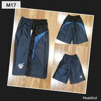 Celana pendek casual santai pria paragon olahraga futsal bola basket