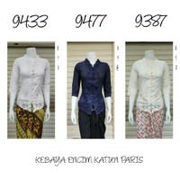 9282   Indah Kebaya Abaya Kurung Modern Encim Kutubaru Bali Maya Murah