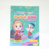 Buku TK PAUD - Aktivitas Ceria Penuh Doa Anak Usia Dini
