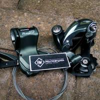 Groupset Shifter RD Tiagra 10 Speed Sepeda Lipat Troy ecomos noris