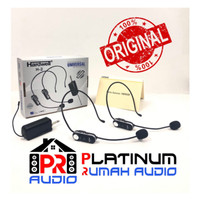 Mic Wireless HARDWELL H2 / H 2 / H-2 ORIGINAL 2 Headset Wireless !!!