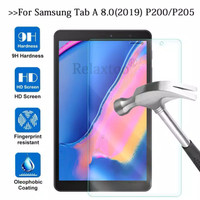 Tempered Glass Samsung Galaxy Tab A P200/P205 8 Inci