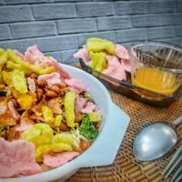 Asinan sayur betawi hijrah food bumbu kacang