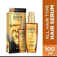 Loreal extraordinary oil serum 100ml L'oreal extraordinary oil serum