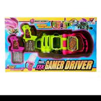 mainan sabuk kamen rider Ex- aid recash DX game driver