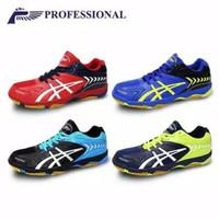 sepatu olahraga bulutangkis pria badminton Professional Anaconda 2020