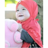 Jilbab Anak Bayi Perempuan Lucu / Kerudung Anak Perempuan - Rendoom