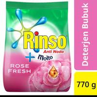 rinso detergen anti noda 770gram, 1.4kg, 1.8kg