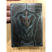 Kartu Remi Sword Limited Edition Playing Card by Kevin Yu