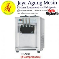 Mesin Pembuat Es Krim & Yogurt Type BT-7230 gea