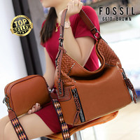 Tas FOSSIL 6610 Hobobag Wanita