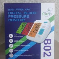 Tensimeter Dr Care B02 dan Fungsi suara Bahasa Indonesia