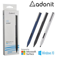 Adonit INK Black Fine Point Stylus Touchpen For Windows