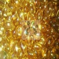minyak ikan vitamin kucing anjing ecer per tablet