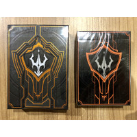 Kartu Remi Trident Set Deluxe & Standart Playing Card by Kevin Yu