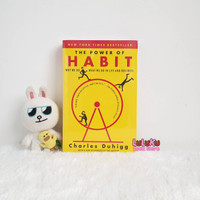 Buku The Power of Habit - Why We Do What We Do in Life and Business
