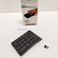 Numerik Keypad Wireless Keyboard Angka