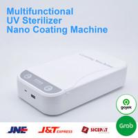 UV STERILIZER BOX COVID (BUNUH KUMAN & BACTERI) / COATING MACHINE
