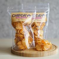 Keripik kentang manis / manis pedas / chipday