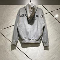 Hoodie FOG X ESSENTIALS pullover grey