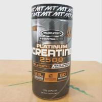 muscletech platinum creatine 2500 120 Caps
