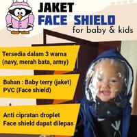 Jaket FACE SHIELD Baby & Kids
