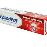 pepsodent pasta Gigi pencegah Gigi berlubang 225gram