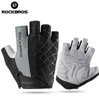 Sarung Tangan Sepeda Rockbros Half Finger