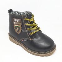 Sepatu boots anak cowok impor XA 717-2 - size 26-30