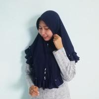Hijab Instan Jilbab Instan Kerudung Instan Bergo